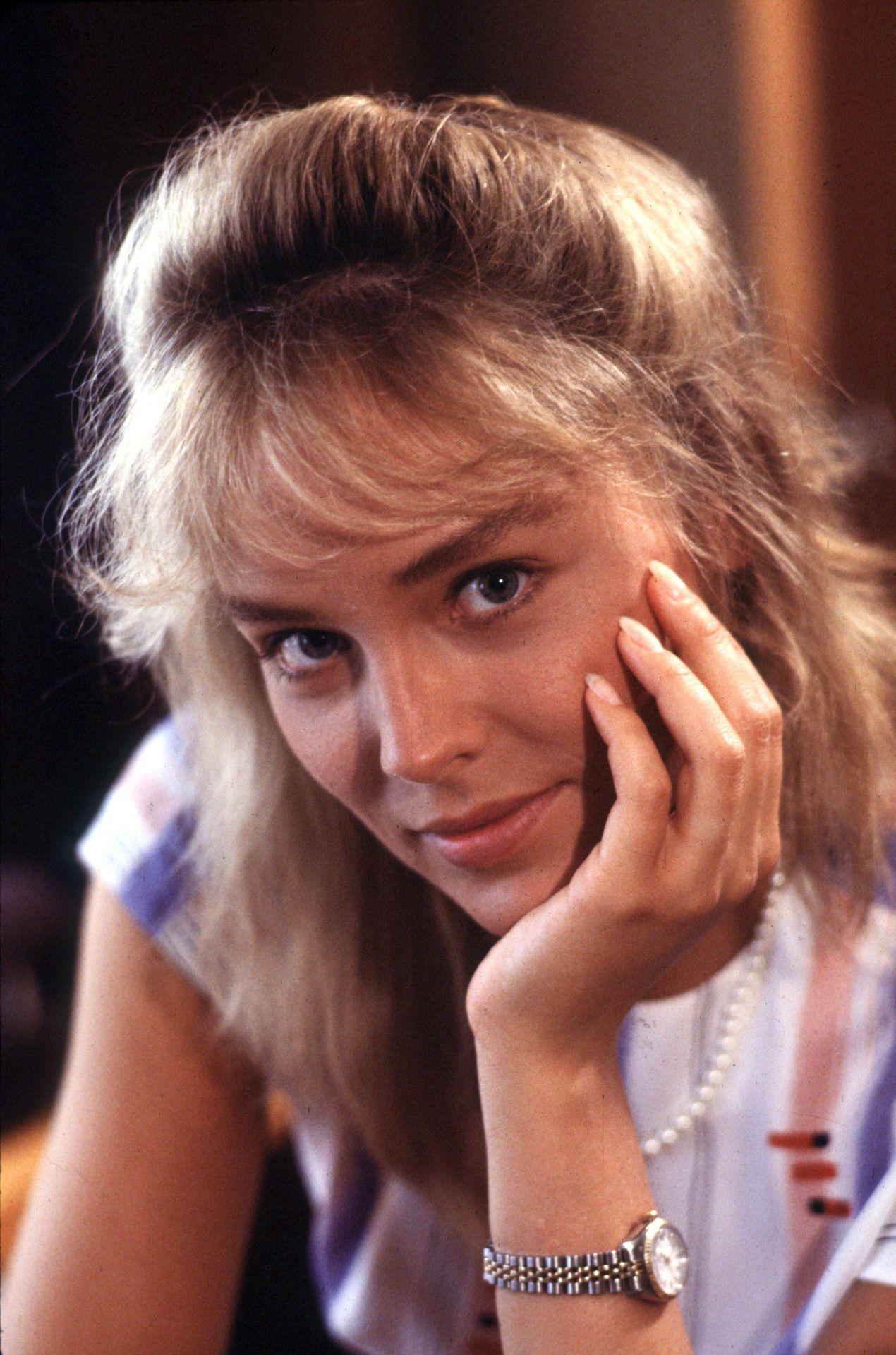 Pin Jg Sharon Stone Young Movies