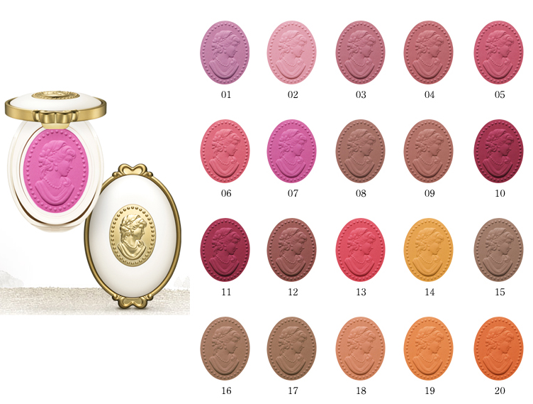 Les Merveilleuses De Laduree Eye Shadow And Blush Laduree Makeup Laduree Makeup Junkie