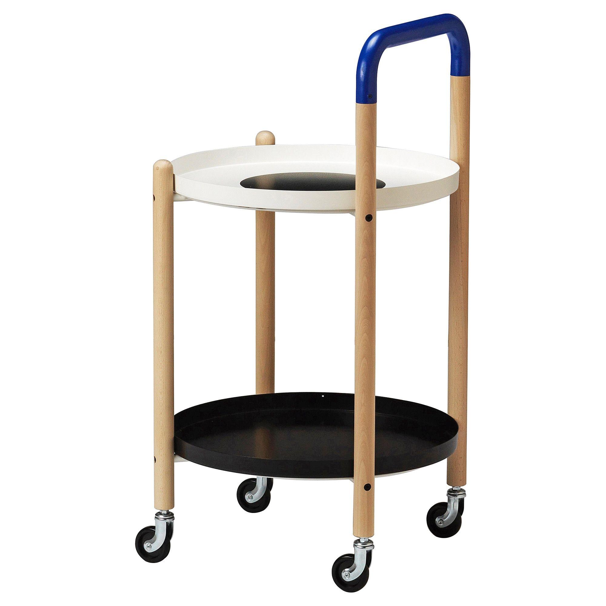 Us Furniture And Home Furnishings Beistelltisch Rollen Beistelltisch Ikea