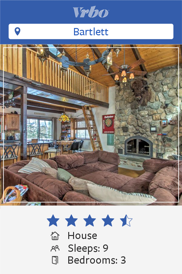 Vacation House in Glen