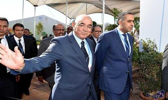 """الداخلية والدرك يتفقدون """"المنطقة الزرقاء"""" في مراكش: تفقد كل من عبد اللطيف الحموشي، المدير العام للأمن الوطني، ومحمد حصاد، وزير الداخلية،…"""