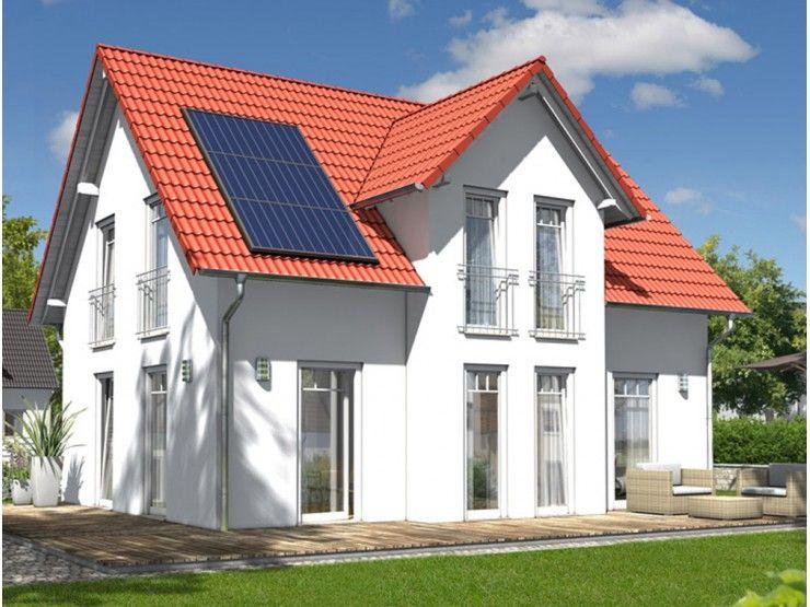Massivhaus satteldach  Lichthaus 112 - #Einfamilienhaus von Town & Country Haus ...