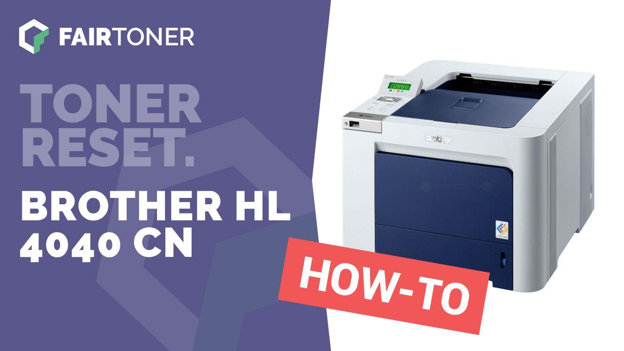 How-to: Brother HL-4040 CN Toner zurücksetzen ✅🛠 Der Toner wird nicht erkannt? ❌ Einfach den Toner zurücksetzen ✅ neu erkennen ✅ und weiterdrucken. #Brother HL-4040 CN #Toner Reset #Toner zurücksetzen #Anleitung #Toner #Drucker #Printer #Tutorial