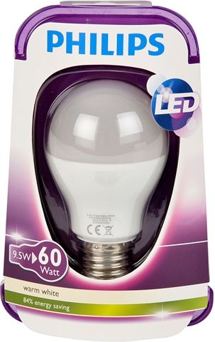 Led E27 Philips 9 5w 3501783 Lampor