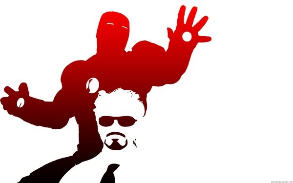 The Avengers Silhouette | iron man silhouette tony stark ...
