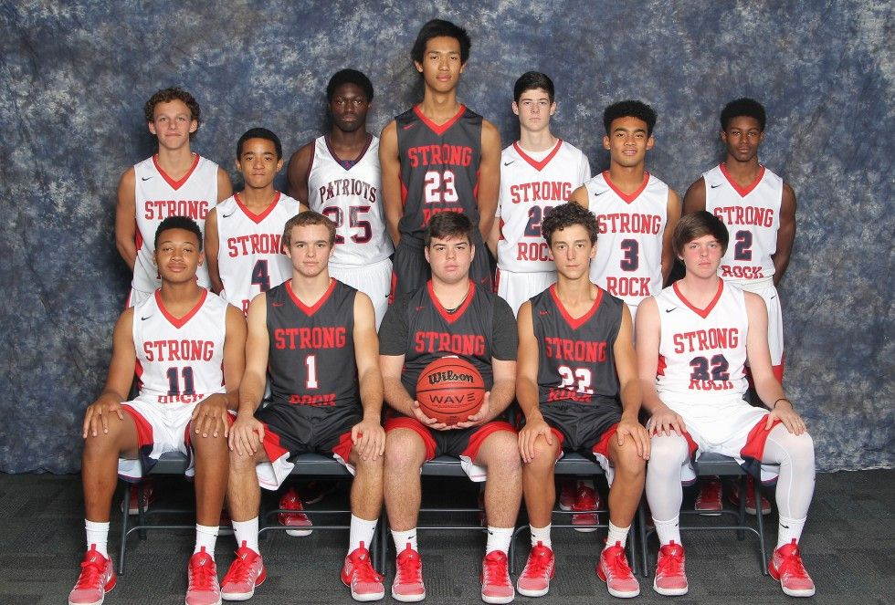 Boys Basketball Strong Rock Christian School Boys