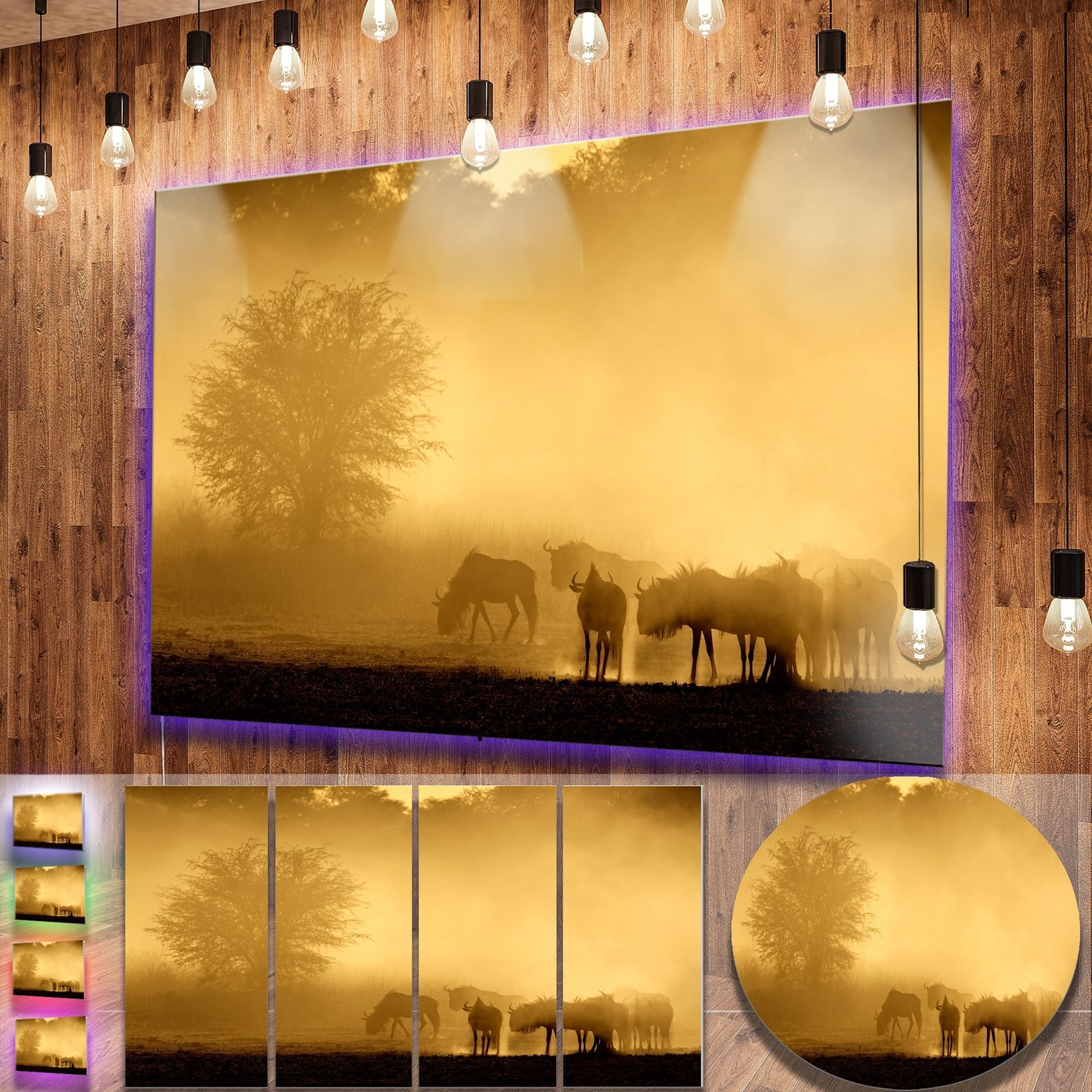 Great African Metal Wall Art Ideas - The Wall Art Decorations ...