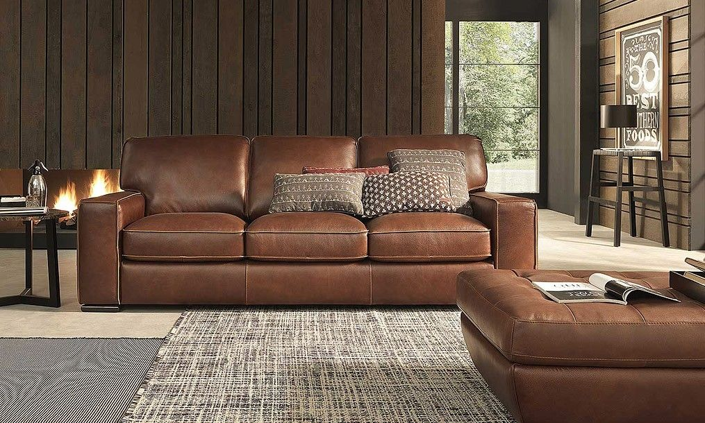 Vincenzo Sofa Living Room Leather At Home Furniture Store Luxe Furniture #the #dump #living #room #furniture