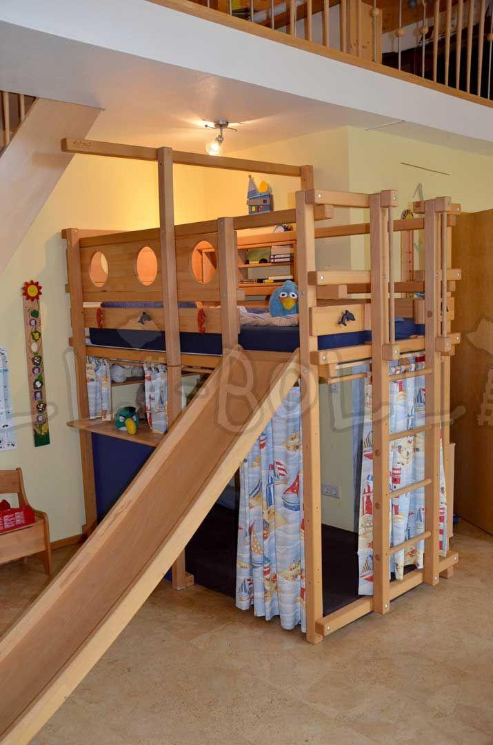 Hochbett Mitwachsend Cool Beds Kid Room Decor Bed
