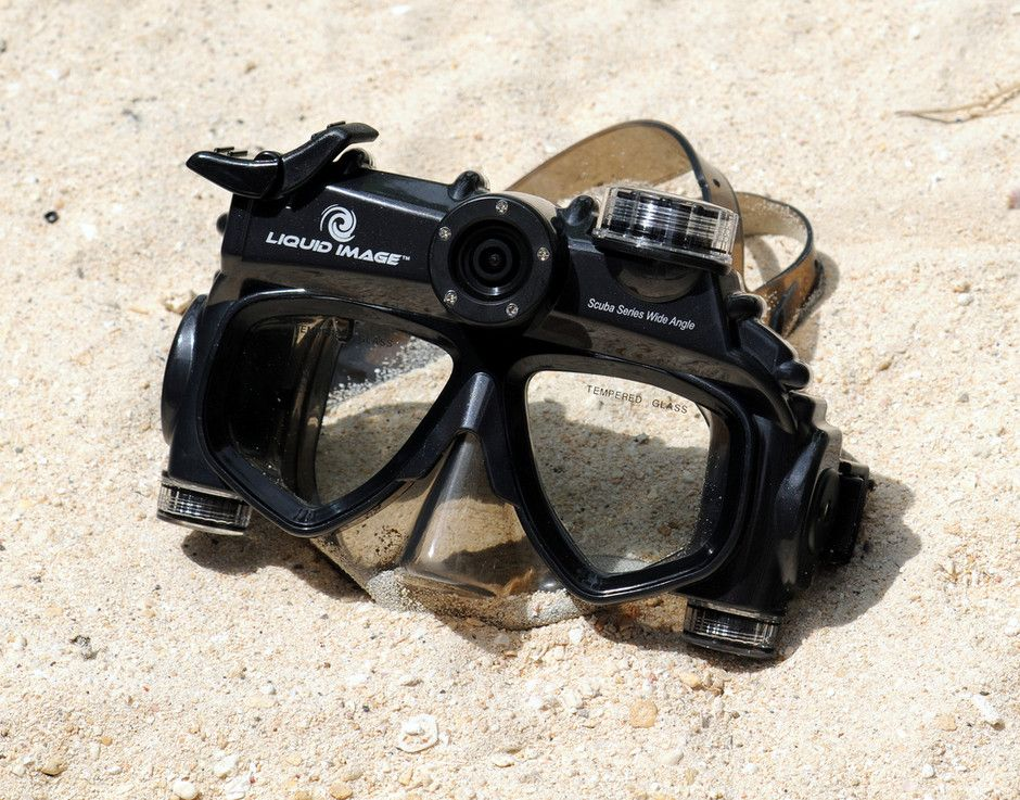 Liquid Image Scuba Series HD 720p Wide Angle - The Diving ...
