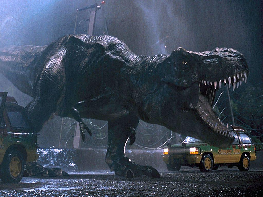 Jurassic Park S T Rex Will Appear In Jurassic World In 2020