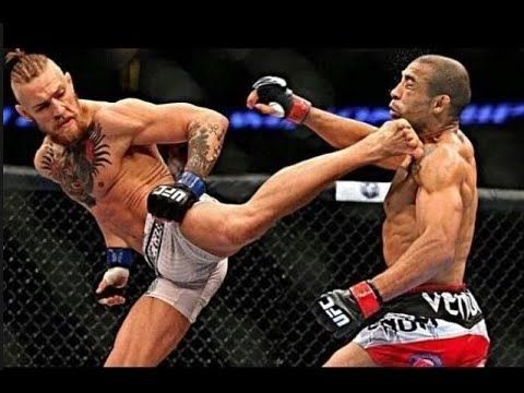 Conor Mcgregor Vs Jose Aldo Full Fight 2 Kampfsport