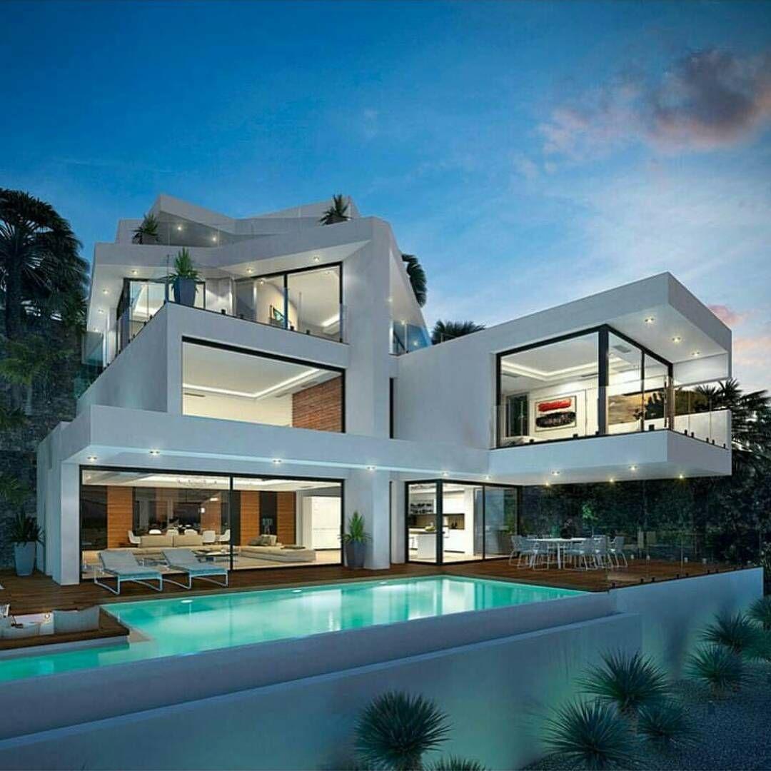 Grand design 1656 follow architecturedose for more for Grand designs modern house