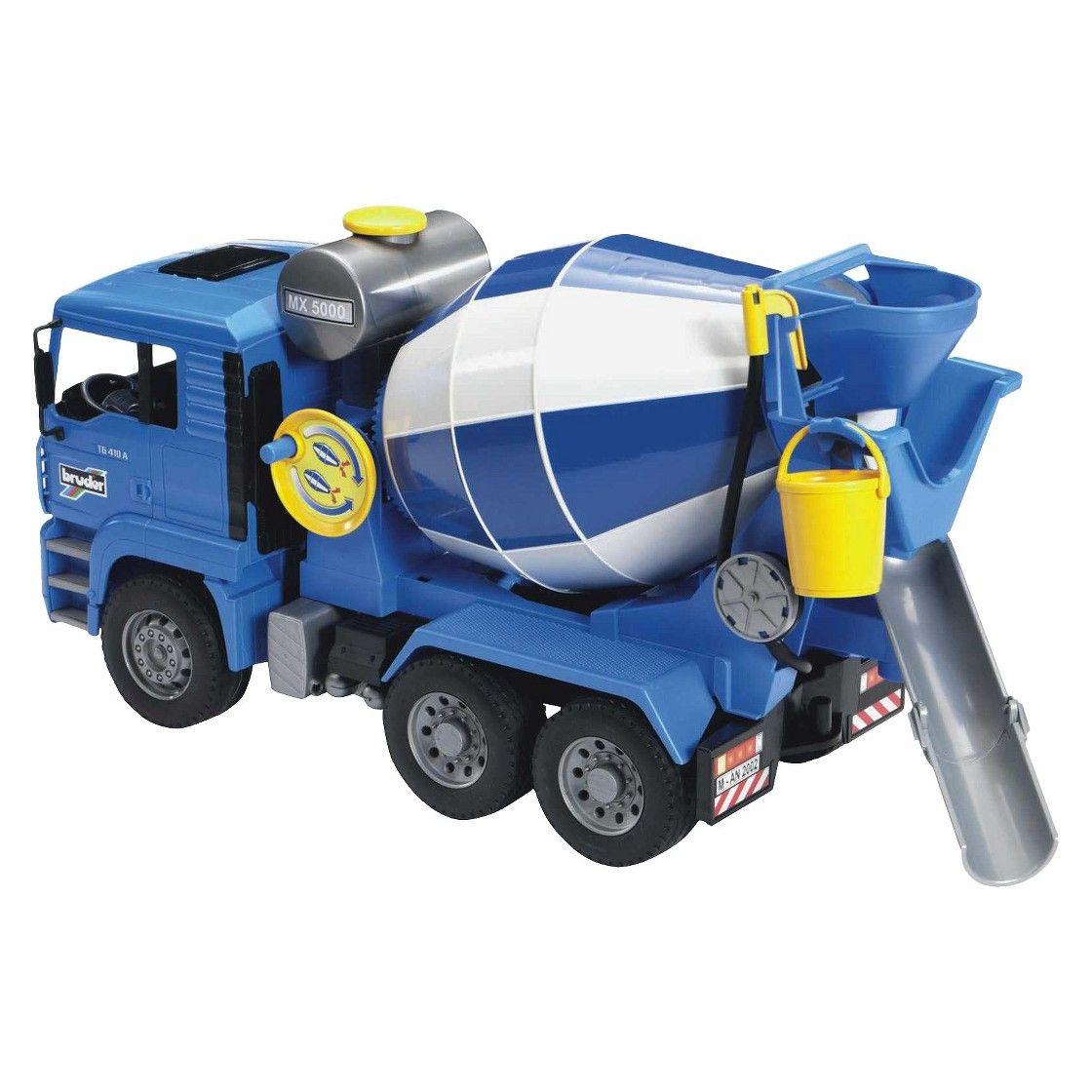Bruder Toys MAN Cement Mixer Cement mixers, Cement mixer