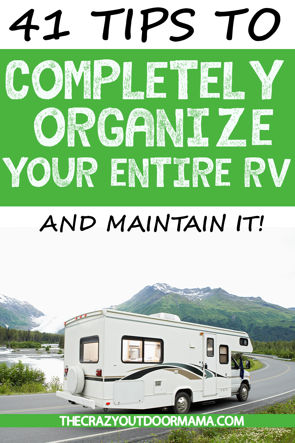 41+ of the BEST organizing tips for campers (which you&#39ll actually be able to keep!) 41+ of the