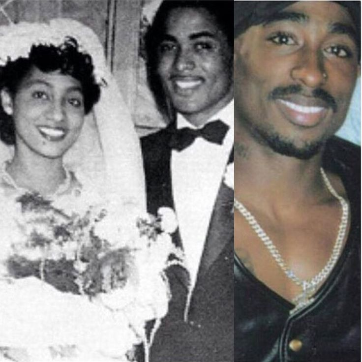Tupac Father Quotes: Tupac's Grandparents On His Fathers Side. He Looks Like