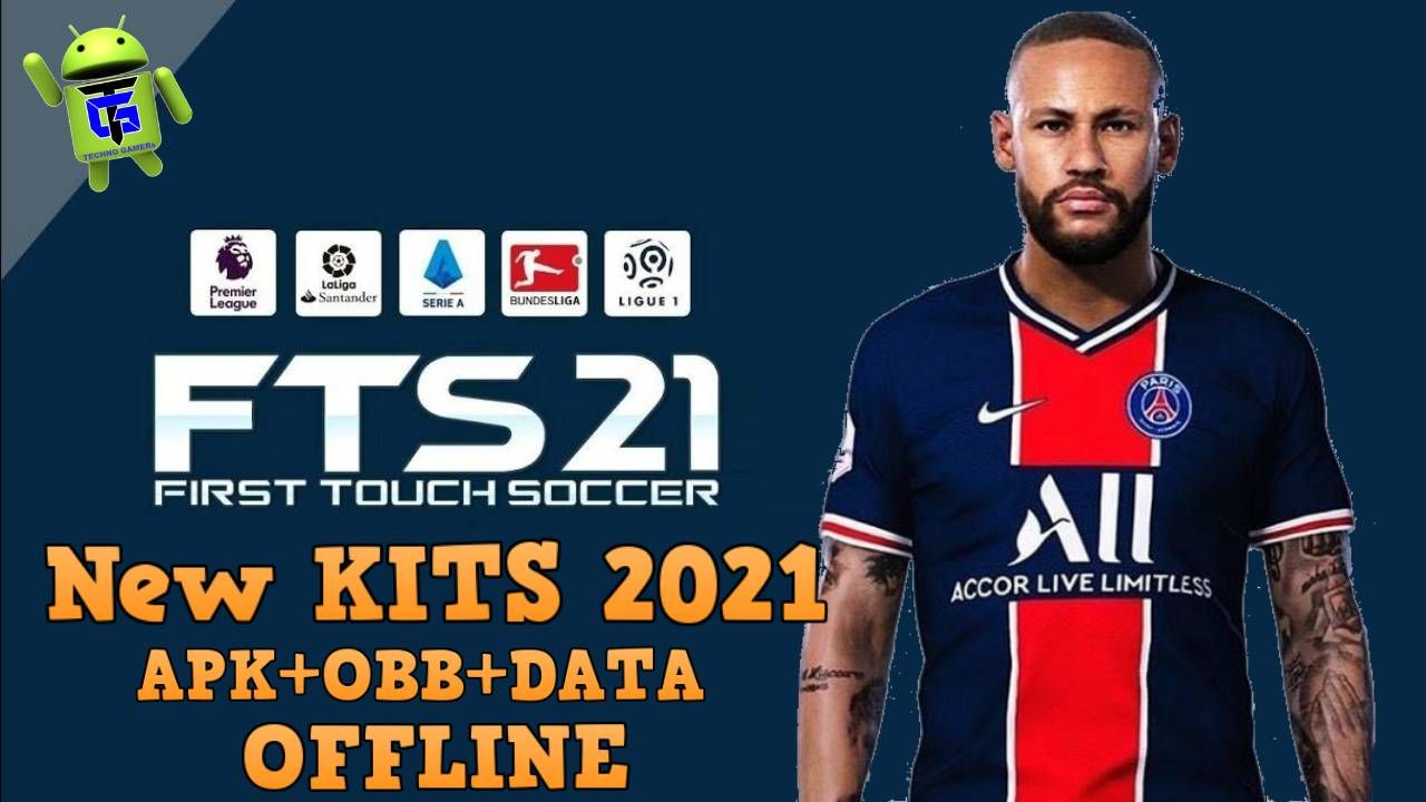 Download Latest FTS 21 First Touch Soccer 2021 Mobile