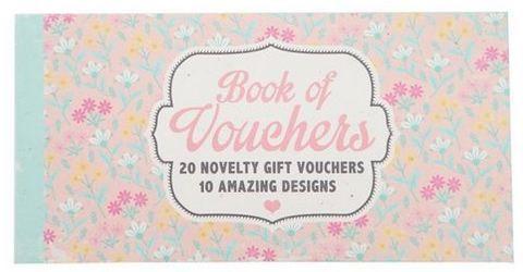 This Voucher Book from @typoshop Garden City would make a great - make voucher