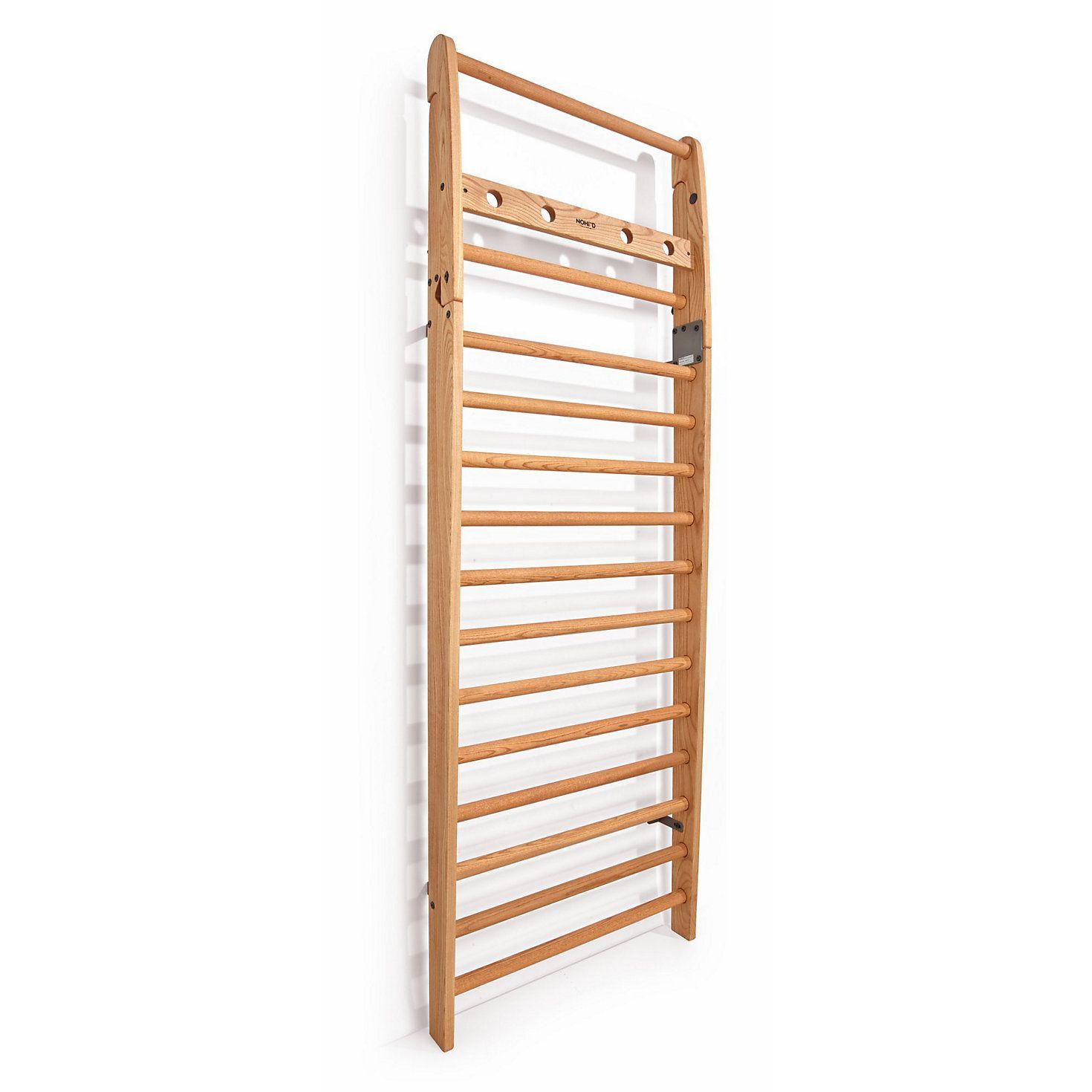 Sprossenwand Eschenholz | Sprossenwand, Sprossen und Manufactum