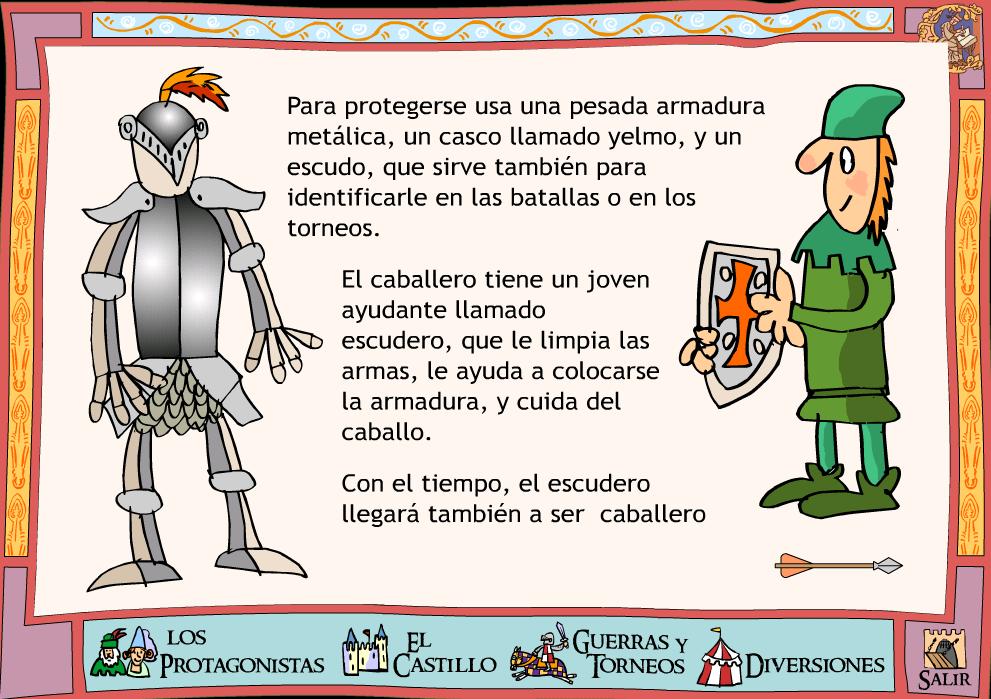 Caballero | CASTELOS | Pinterest | Caballeros, Edad media y Castillos