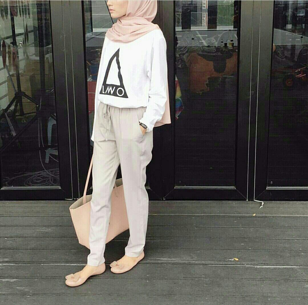 Hijab Fashion Hijab Inspiration Pinterest Hijab Outfit Fashion And Ootd