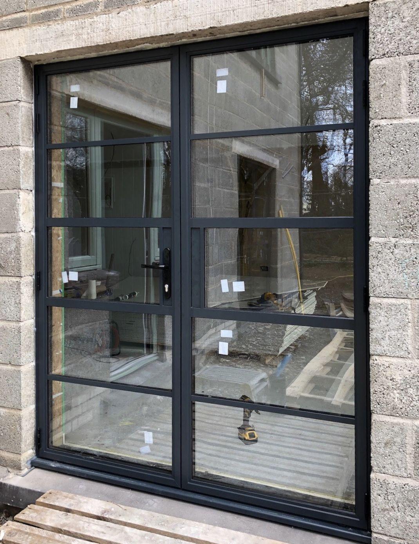 Standard And Heritage Aluminium Franzosisch Turen In 2020 Aluminium French Doors French Doors Exterior Sliding Doors Exterior