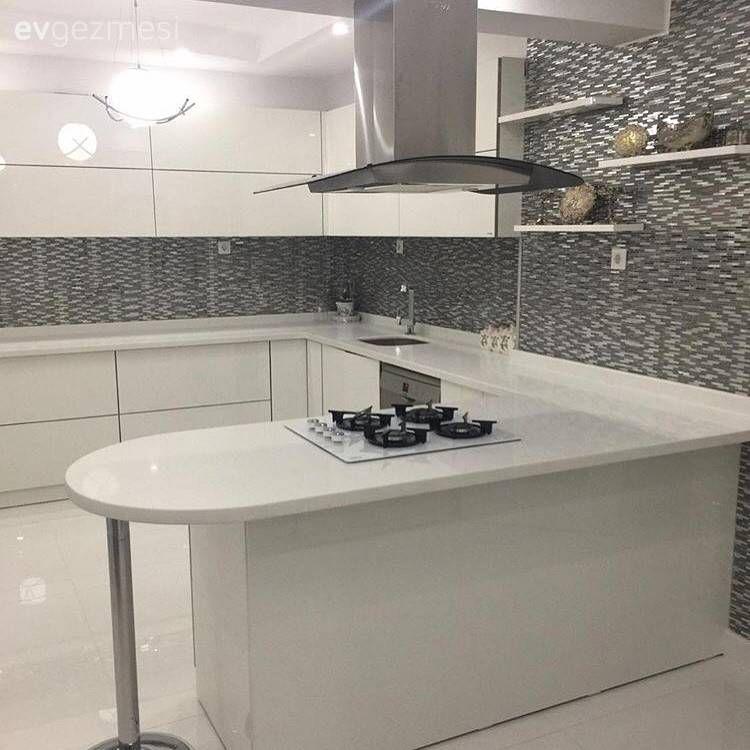 Ev dekorasyonu, Salon, Mutfak, Banyo Dekorasyonları | Ev Gezmesi Banyo