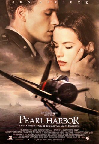 Pearl Harbor Concert Poster by Michael Bay