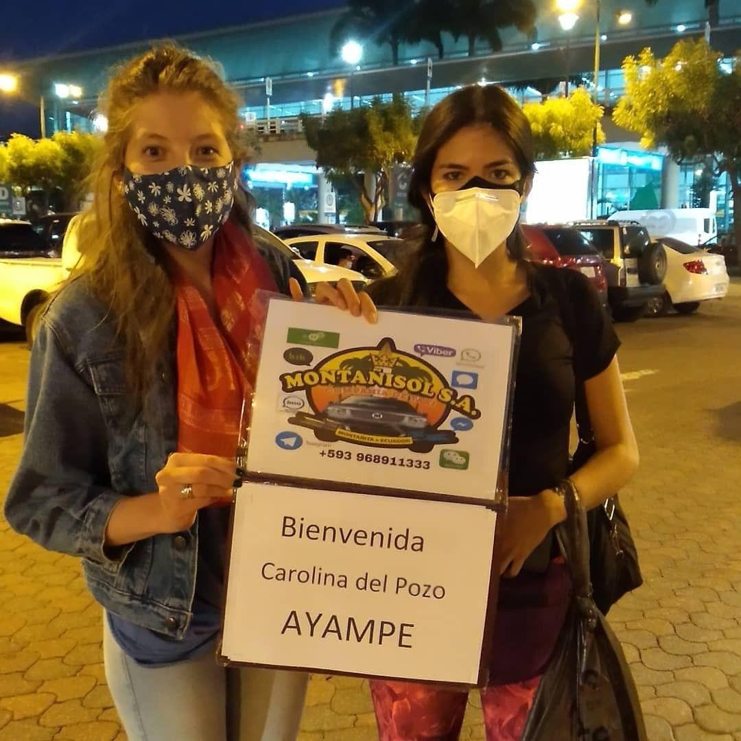Desde el aeropuerto de guayaquil hasta Ayampe, te esperamos a tu llegada y sin contratiempos bye llevamos a Ayampe. La mejor manera de llegar a Ayampe desde Guayaquil. Montañisol taxis seguros en Ecuador .