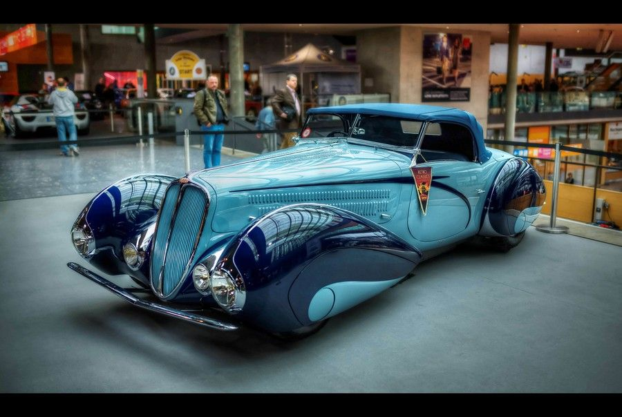 Photo Delahaye by Tomas Piller on 500px