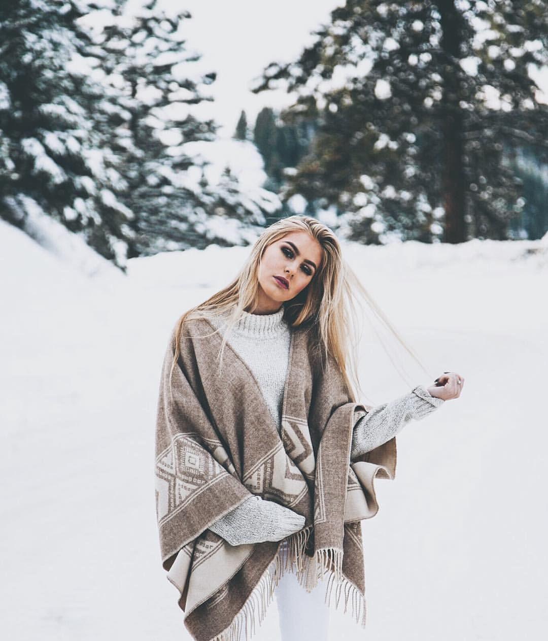 Winter Fashion Shoot