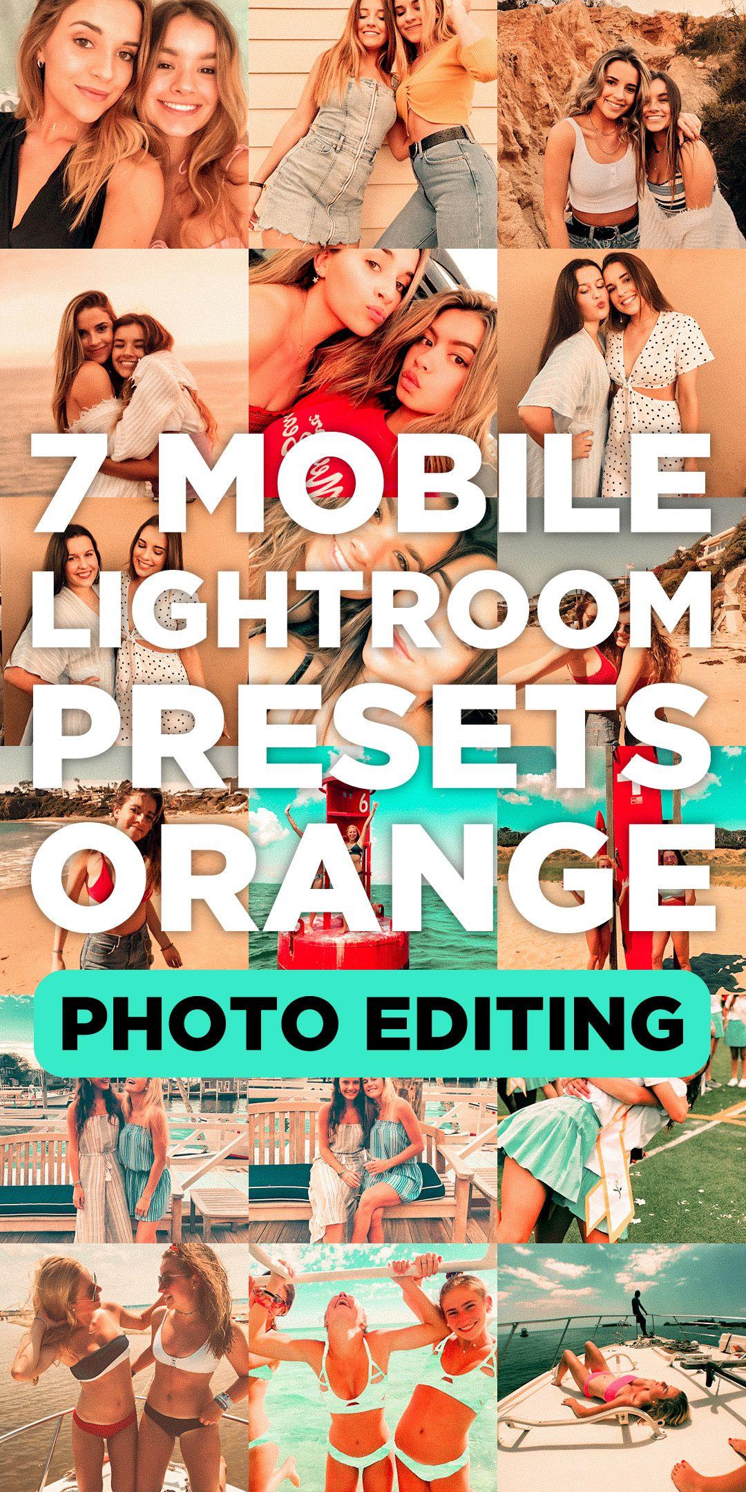 7 mobile lightroom presets beirut instagram creative