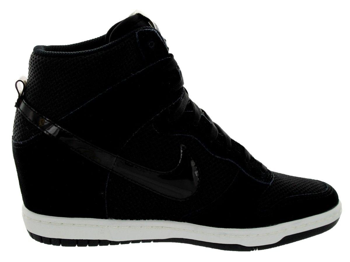 Nike Women's Dunk Sky Hi Essential Casual Shoe   Womens Nike Casual Shoes  Lifestyle   644877
