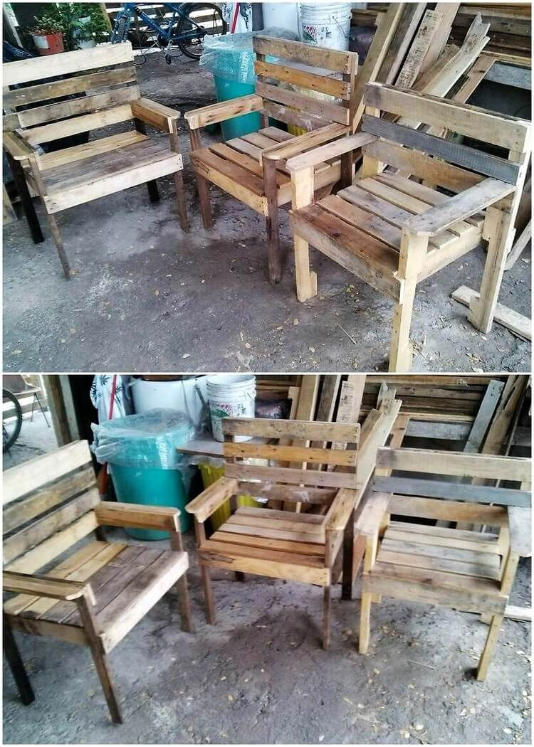 Clever Ways To Reuse Used Wooden Pallets