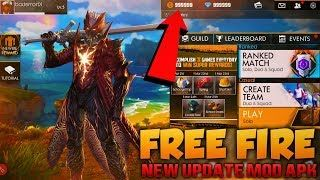 free fire mod apk android