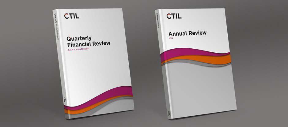 New Logo and Identity for CTIL by SomeOne
