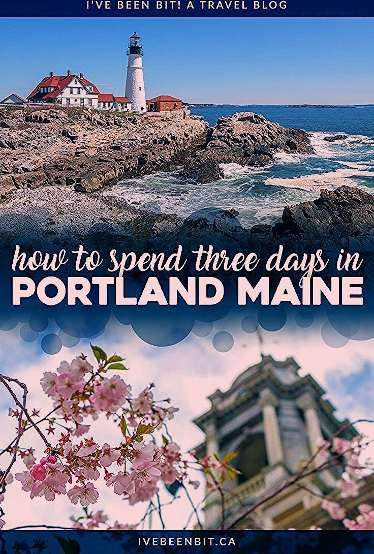 Photo of 3 Days in Portland Maine Itinerary: Lighthouses, Lobster & More! » I've Been Bit :: A Travel Blog