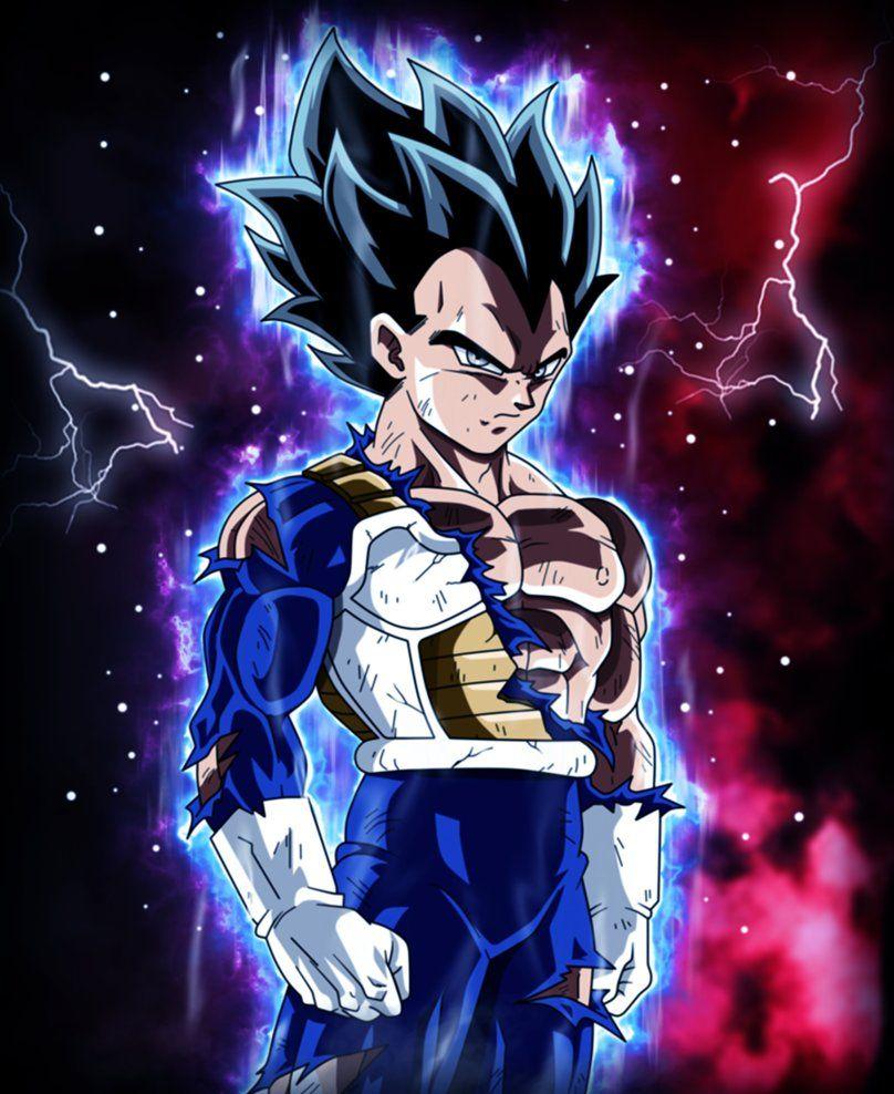 Cool Vegeta Ultra Instinct Wallpaper Dragon Ball Z Dragon Ball Super Manga Anime Dragon Ball Super