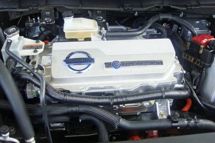 motor carro elétrico nissan zero emission - rk motors