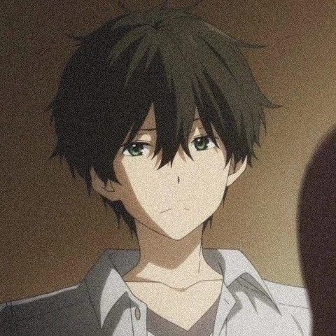 Houtarou Oreki Aesthetic Anime Anime Profile Cute Anime Pics