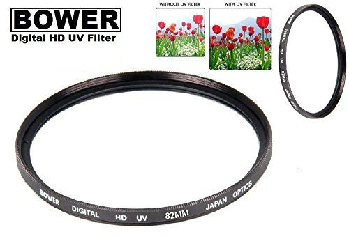 Lens Bag and High Resolution 3-piece Filter Set UV, Fluorescent, Polarizer Lens Caps 50m For The Nikon D5100 D5000 D7000 D700 D3100 D3000 D90 SLR Cameras Which Have Any Of These Macro /& 2X Telephoto Lens Includes 58mm DM Optics 0.45X Wide Angle Lens