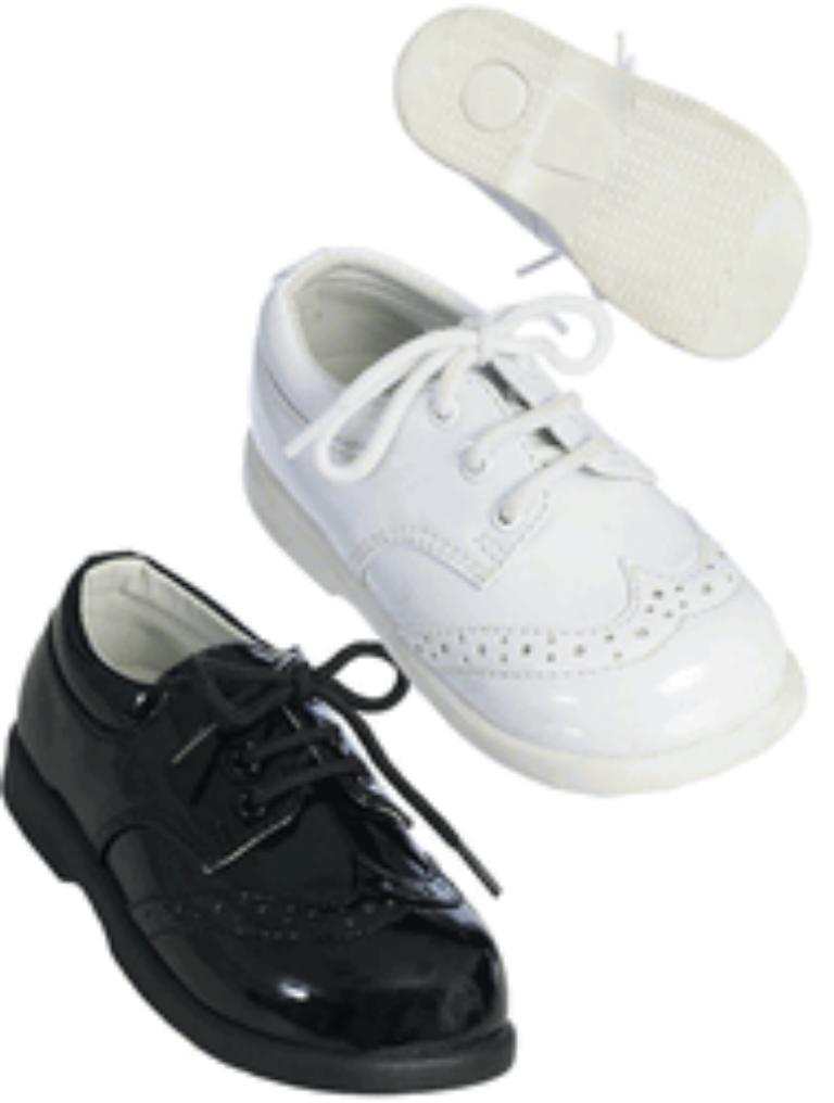 Infant, Toddler, Boy, Tuxedo Shoes Size