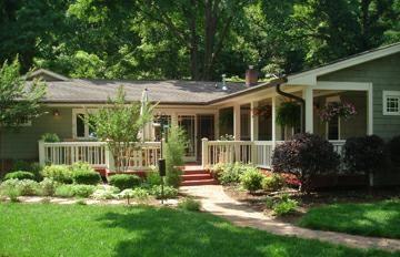 Charlotte nc myers park craftsman dream 1687 sterling for Craftsman homes in charlotte nc
