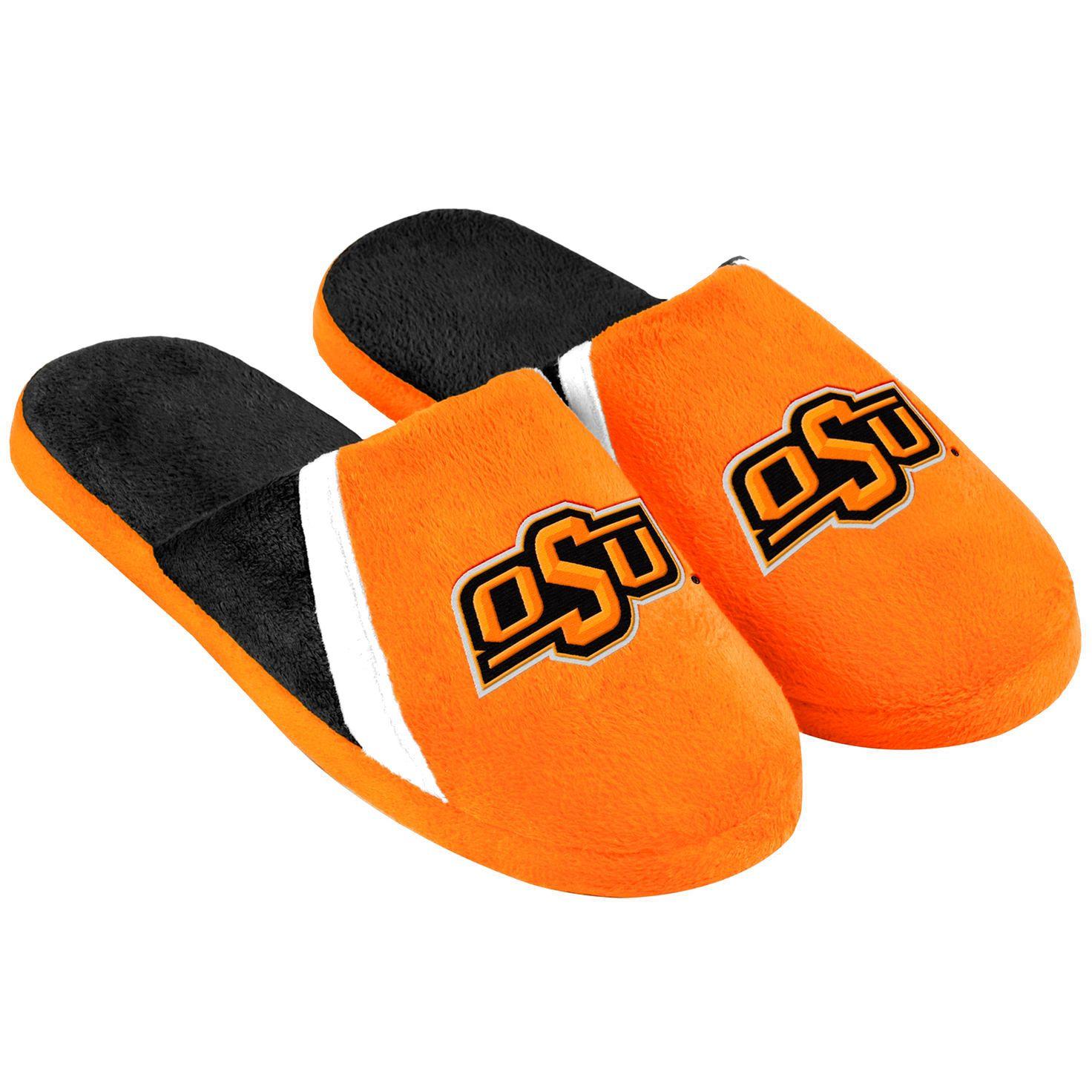 Oklahoma State Cowboys Swoop Logo Slide Slippers - $15.99