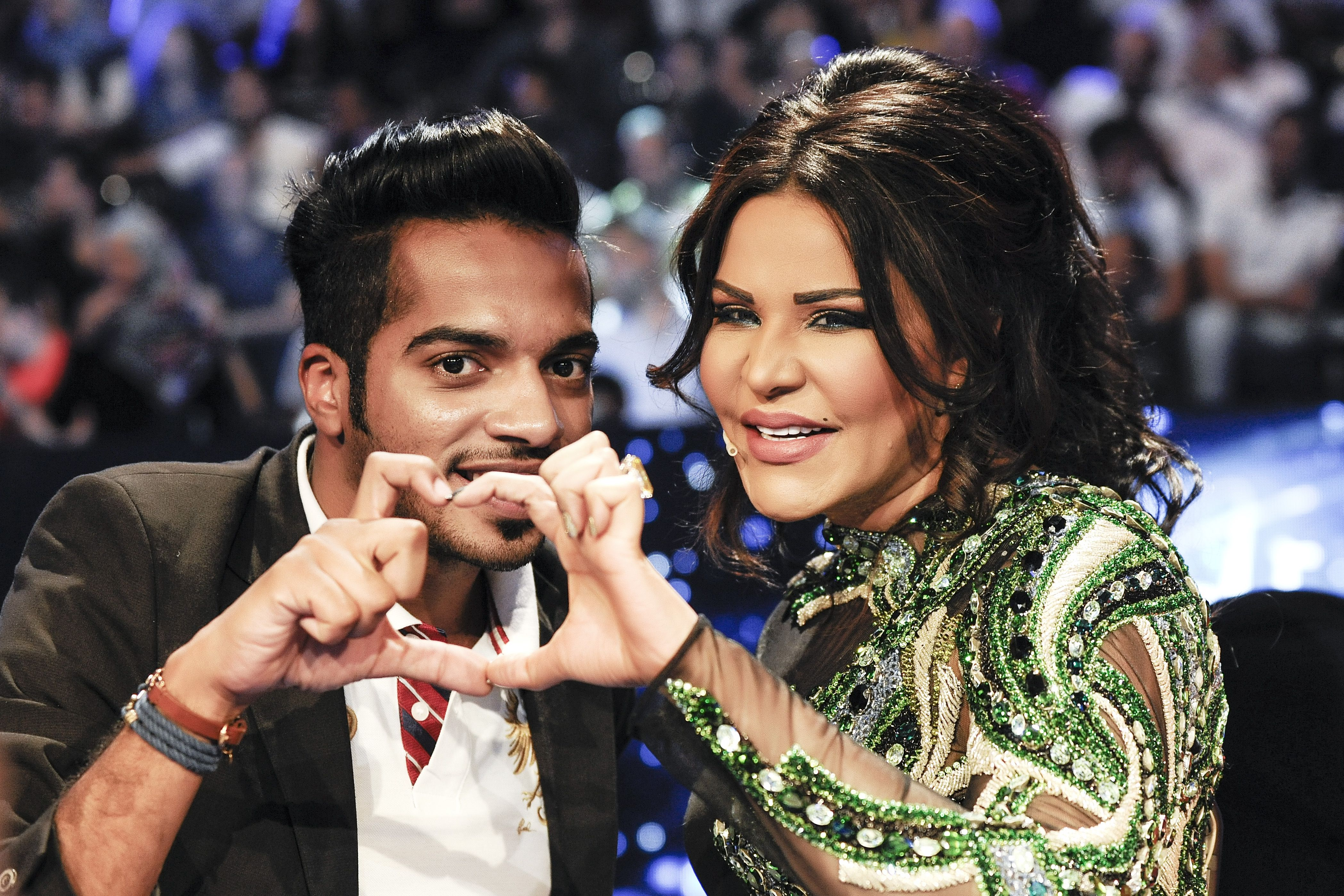 Ahlam Fans, ارب ايدول