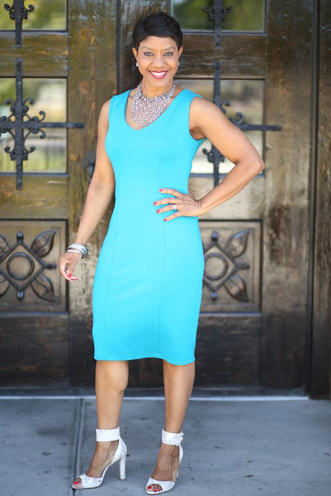 Learn to Sew - Project #5 - The Sheath Dress | Learning, Curvy ...
