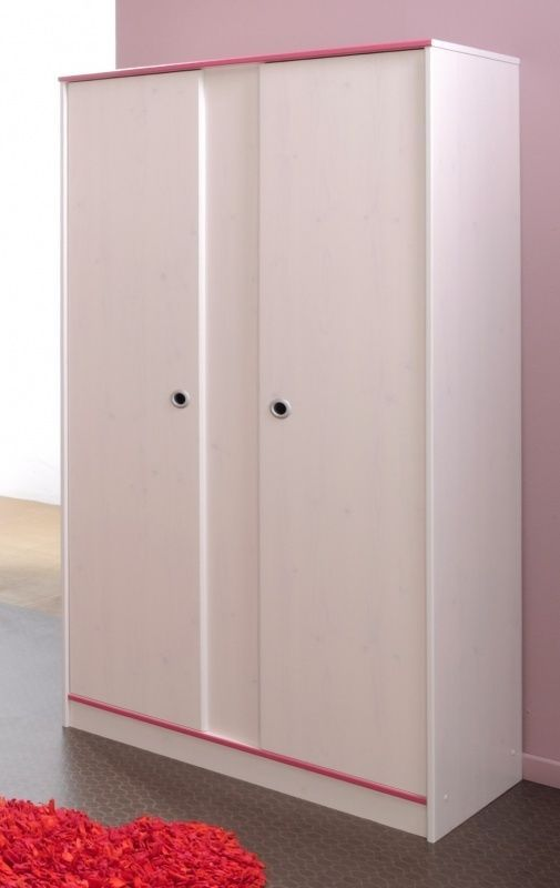 Smoozy Kinder Kleiderschrank 2 türig | Kinderzimmer | Pinterest ...