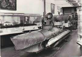 Biber, German midget submarine