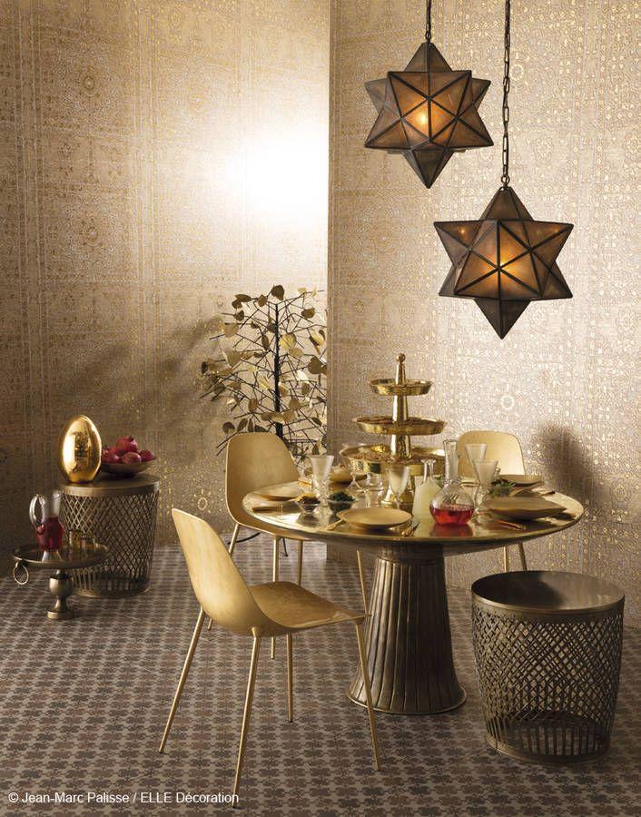 Nos tables de fêtes inspirées des 4 coins du Monde Elle