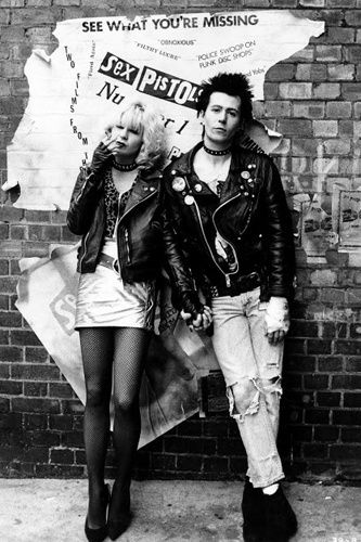 Sid Nancy Lauren Man Cave Pinterest Punk Punk Rock And 80s Punk